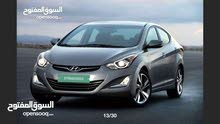 Hyundai Elantra 2018 for rent