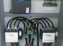 تعهدات كهربائية وتجميع تابلوهات منزلي وصناعي