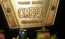 ماكينة خياطة قديمة نوع OMEGA