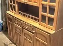 مطبخ 4 درفة صغير 140 سم .