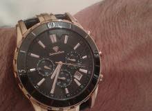 ساعة سويسرية اصلية فاخرة