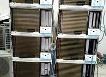 للبيع وشراء واستبدال جميع انواع المكيفات المستعمله الشباك شبه الجديده 0538224066