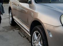 Gold Porsche Cayenne 2006 for sale