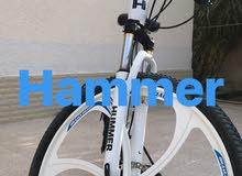 سيكل همر .. دراجه هوائيه