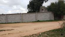 قطعة أرض للبيع في عين زارة الكحلي طريق الابيار مساحة[540متر0917935019