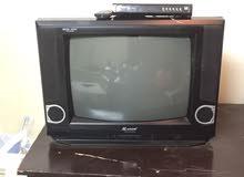 تليفزيون ورسيفر للبيع