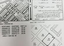 ارض للبيع فلج السوق مربع 3