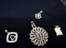 silver necklaces collection-925
