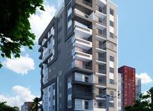 شقق للبيع 75م , 115م , 127م شارع نور الدين (15م) متفرع من شارع المطافي أمام برج المستشارين