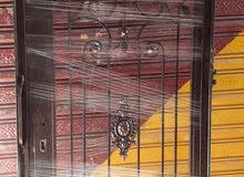 باب حمايه 2متر في 90سنتيمتر دهان فرن السعر يبدا من2400