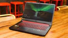 Acer Nitro 5, GTX 1650 Gaming Laptop (تخفيض في السعر)
