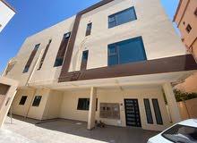 مبني جديد في دوار 13 مكون من 7 شقق بسغر 230 الف دينار