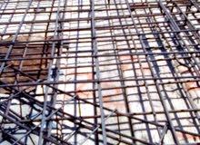 مختص في الكوفراج و حديد التسليح في البناء