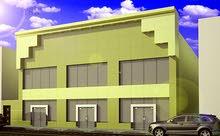 مبنى 3 محلات و 3 استديوهات جديد للبيع بمصفوت