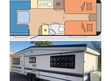 Hobby Van Camper