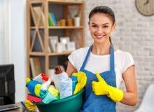 مطلوب عاملة نظافة لسنتر بجبل الحسين