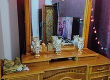 غرفة نوم صاج عراقي استعمال قليل وبعدها جديدة