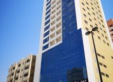 شقه في برج جديد بجانب ميغا مول