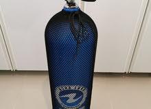 Scuba Oxygen Cylinder اسطوانة الأكسجين