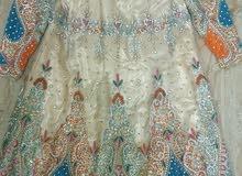 طقم لبس عمانيه عرائس