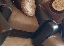 صالون فرنجي صنع تركي ينفتح سرير السعر 3000 رقم الهاتف 0917703539