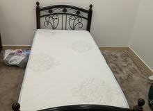 سرير جديد معى مترس  طبي