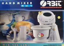 ORBIT - HAND MIXER MIX-986 - 200 W