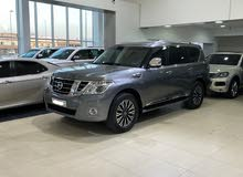 Nissan Patrol Platinum 2016 (Grey)