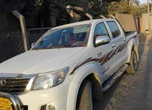 70,000 - 79,999 km Toyota Hilux 2013 for sale