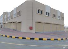 Stores for storage of goods/محلات لتخزين