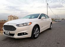 2014 Ford Fusion for sale in Irbid