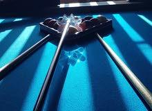 Billiard Table used طاولة بلياردو مستعمل
