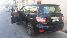 Renting Nissan cars, Patrol 2015 for rent in Amman city