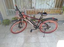 دراجته جبلي دبلات