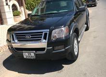 Black Ford Explorer 2007 for sale