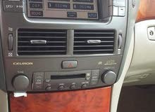 Gasoline Fuel/Power   Lexus LX 2003