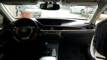 White Lexus ES 2014 for sale