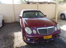 0 km mileage Mercedes Benz E500 for sale