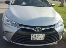 toyta camry 2016 model and good condition