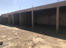 مبني جديد ونظيف للاستخدام ورشة أو مستودع
