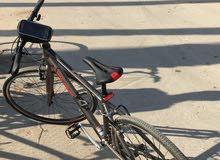 يوجد دراجات مستعمله البيع جميع انوها و مقاساته و سعر ممتازه