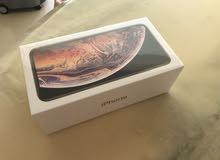 i phone Xs max new