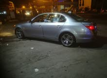Used condition BMW 525 2004 with +200,000 km mileage