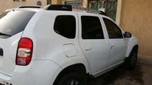 White Renault Duster 2016 for sale