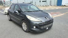 Peugeot 207 model 2012 gcc very clean only 114.000km