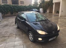Automatic Black Peugeot 2005 for sale