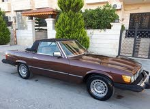 Used condition Mercedes Benz SL 400 1979 with 50,000 - 59,999 km mileage