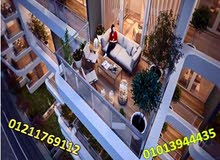 New Apartment of 147 sqm for sale New Cairo
