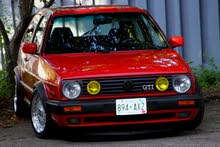 Manual Volkswagen GTI for sale