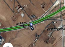 ارض للبيع قرب التنموي رجم الشامي